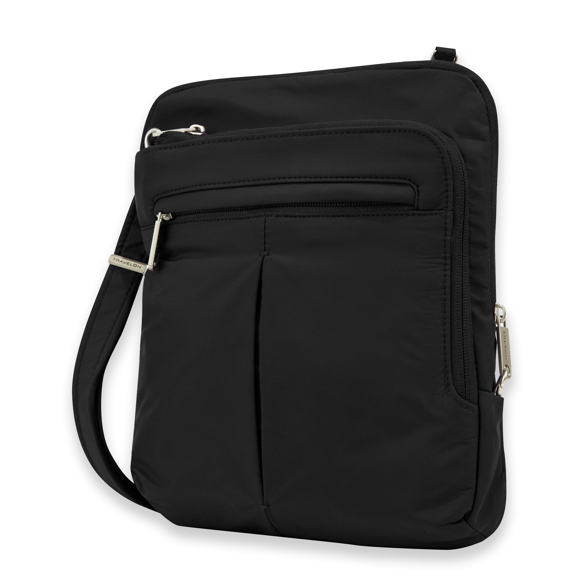 e2462ed5fb Travelon Anti-Theft Classic Light Slim Bag Black