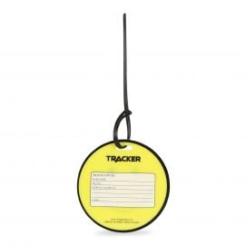 Smiley Identification Tag