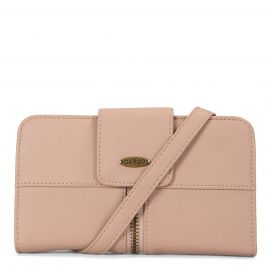 Bifold Wallet for Smartphone with detachable strap