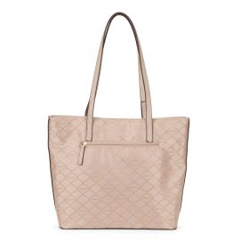 Fashion Tote in Signature Jacquard