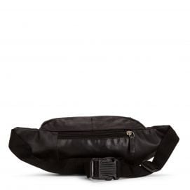 Leather Multi-Zip Fanny Pack