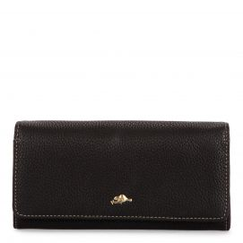 Flap Trifold Wallet