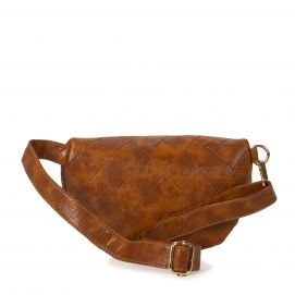 Quilted Diamond Cut Fashion Fanny Pack