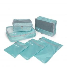 Set of Packing Cubes & Laundry Bags