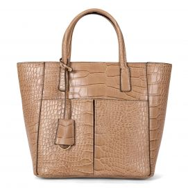 5th Avenue Crocodile Mini Tote