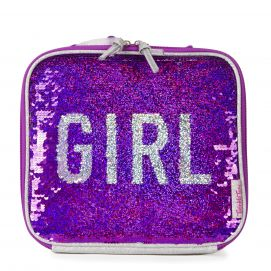 Twinkle Toes Flip Sequin Lunch Box