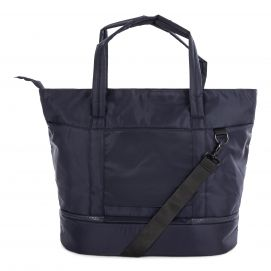 Double Compartment Tote