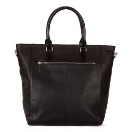 Leather Business Tote