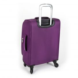"Beverly Hills Dana Drive 20"" Softside Carry-on Luggage"