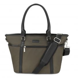 "Moretti Business Tote Bag with Laptop Compartment (14"")"