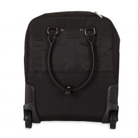 "Moretti Travel Briefcase on Wheels with Laptop Compartment (14"")"