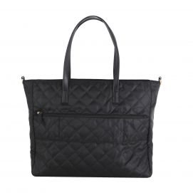 Cosmopolitan Quilted Business Tote