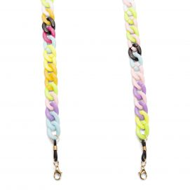 Adult Rainbow Mask Chain
