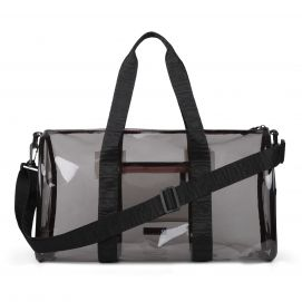 Clearly You Transparent Gym Bag