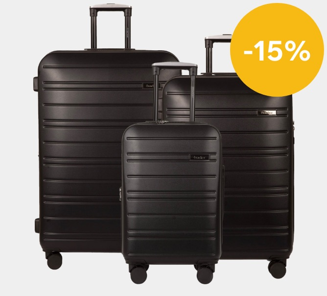 Save with luggage set